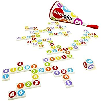 Amazon.com: PLYT Family Board Game - numbers game that's ...