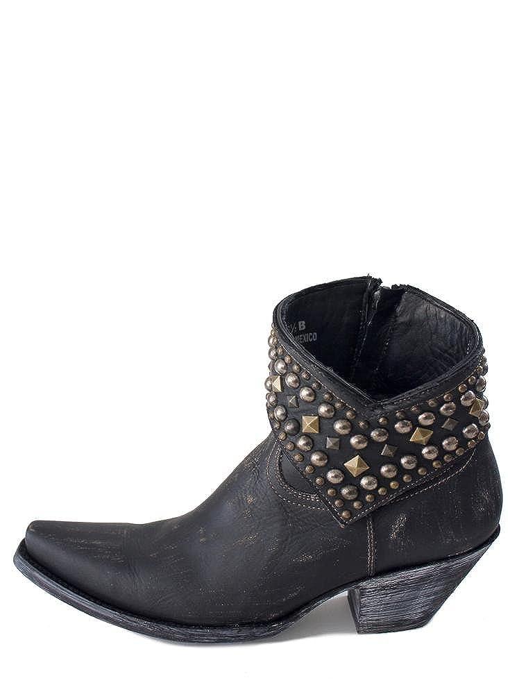 Minibelinda Womens Boots Black L992-16