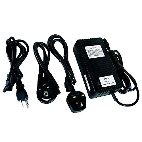 Atrix bpchg Cargador de repuesto para nuevo 36 V vacío mochila