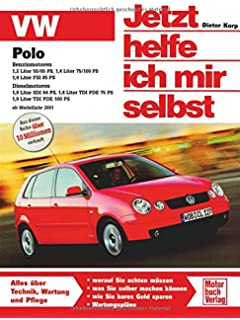 VW Polo IV ab Modelljahr 2001: Benzin- und Dieselmotoren