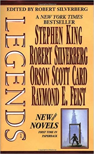 Download Legends Short Novels By The Masters Of Modern Fantasy By Robert Silverberg