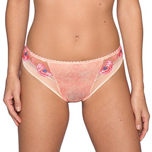 Prima Donna Madam Butterfly Bikini Brief (056-2730) Glossy Pink (Medium)