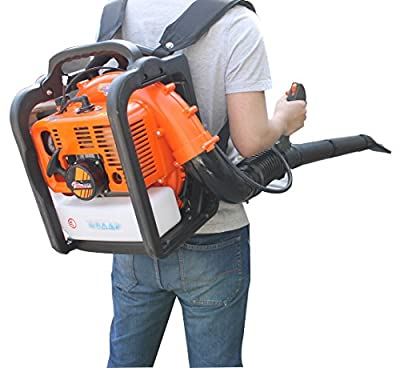 65cc Backpack Gas Lawn Grass Leaf Blower Snow blowers