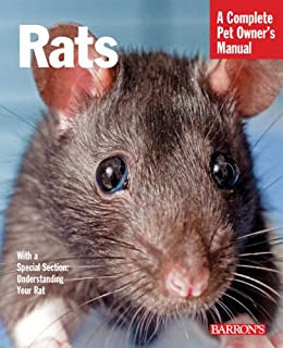 Training your pet rat training your pet series gerry buscis rats complete pet owners manual fandeluxe Gallery