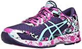 ASICS Women's Gel-Noosa Tri 11 Running Shoe, Parachute Purple/Aruba Blue/Pink Glow, 10 M US