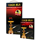 Best Hookahs - Coco Ala Charcoal 100% Natural Coconut Hookah Shisha Review