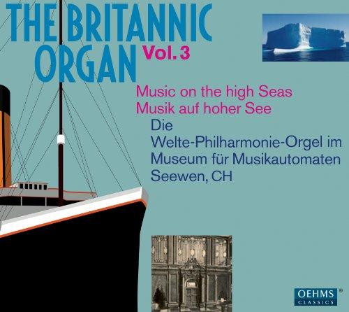 Britannic Organ 3 / Various
