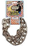 Forum Novelties Hip Hop Gold Chain
