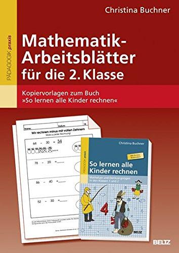 Mathematik Arbeitsblätter Für Die 2 Klasse Kopiervorlagen
