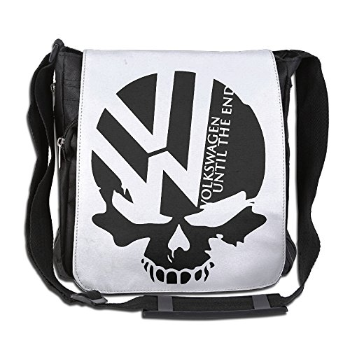 aijfw-volkswagen-logo-with-punisher-skull-symbol-fashion-multifunctional-crossbody-bags-work-bag-for