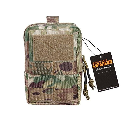 EXCELLENT ELITE SPANKER Tactical Nylon MOLLE Gadgets Waist Bag(MCP)