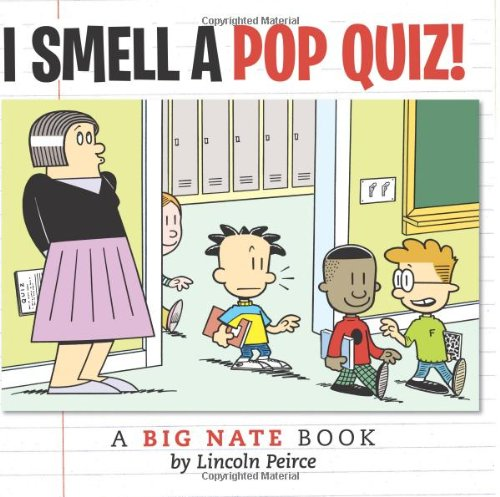 Full Big Nate Comics Book Series By Lincoln Peirce