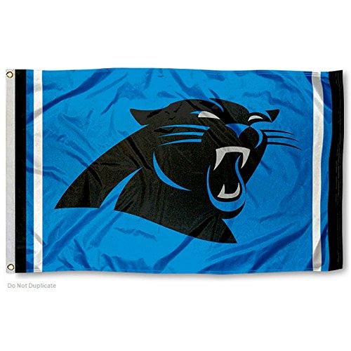 Carolina Panthers Panther Blue Flag (Carolina Panthers Flag)