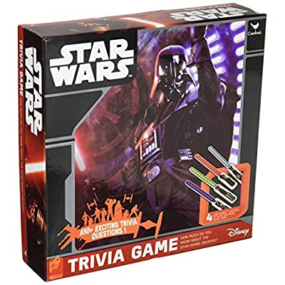 Star Wars Trivia Game: Toys & Games