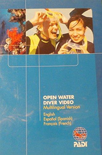 Open Water Diver Video: Multilingual Version 2.03 (2005) - Padi Open Water Dvd
