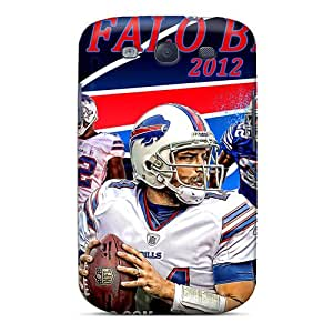 Top Quality Protection Buffalo Bills Case Cover For Galaxy S3