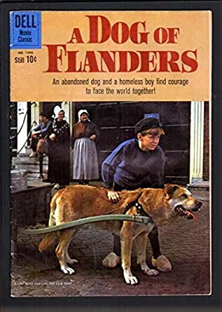 Dog Of Flanders Movie Classic Color 1088 5 5 Fine 1960