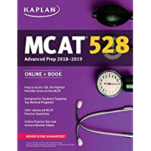 MCAT 528 Advanced Prep 2018-2019: Online + Book