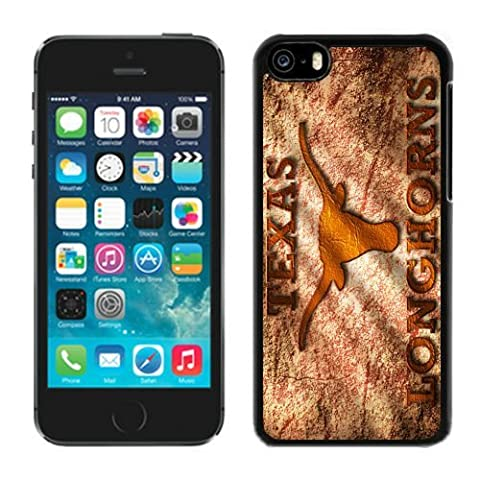 Big 12 Conference Texas Longhorns NCAA iPhone 5C Case Cover (Cheap Speck Case For Iphone 5c)