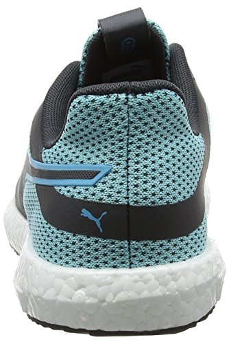 Femme Turbo Gris Outdoor nrgy Multisport Mega NRGY Turquoise Asphalt Puma Chaussures XxqY0qw