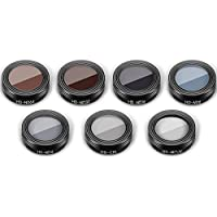 RuiyiF Filters Set for DJI Mavic Air RC Quadcopter, 7PCS ND64 ND32 ND16 ND8 ND4 CPL UV Mavic Air Accessories