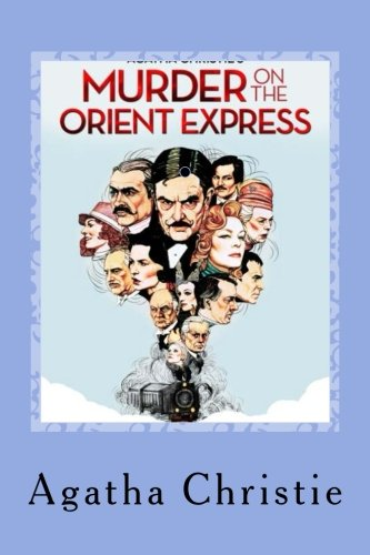Murder on the Orient Express cover