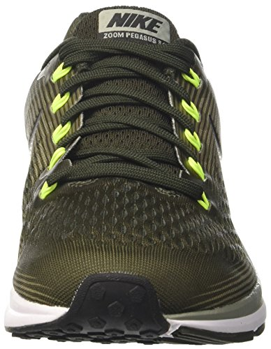 Multicolore Homme Black Chaussures Zoom Dark Running de Sequoia Air 302 Pegasus NIKE 34 48H0xq