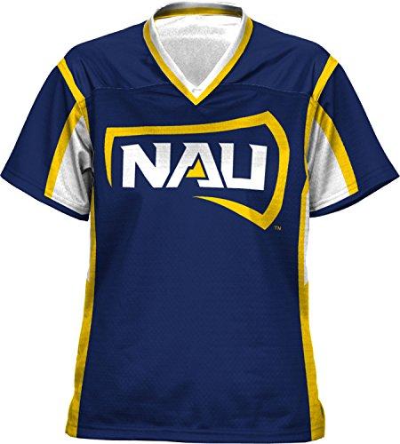 ProSphere Northern Arizona University Women's Football Jersey (Scramble) FD211 ()