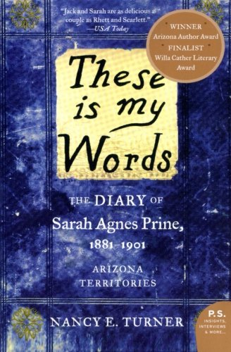 Northern Territory Map (These is my Words: The Diary of Sarah Agnes Prine, 1881-1901 (P.S.))