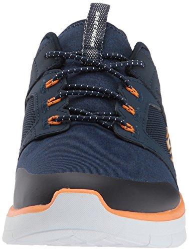 0 Mens Formatore Skechers 2 Navy Sinergia Chewka Orange on per Il Slip q7qTUzwZH