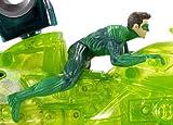 Green Lantern Hal Jordan Figure with Transforming Cosmic Cycle