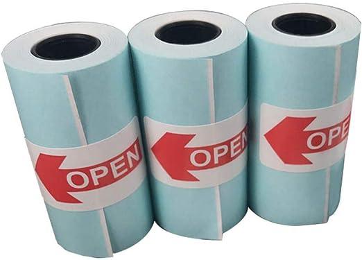 3 x Thermal Printing Photo Paper 57*30mm Fit for Mini PAPERANG P1 Printer