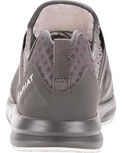 Ariat Men's Fuse Athletic Shoe Ombre Black/Grey TNsS01