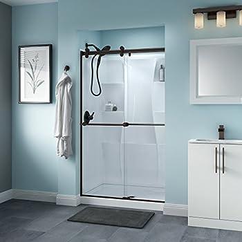 Delta Shower Doors Sd3276519 Trinsic 48 Quot X 71 Quot Semi