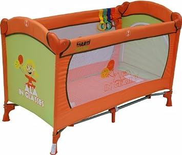 Playpen Baby Travel Cot/Bed ARTI Basic Fresh Ala Orange Green Child Cribs  Portable Bed