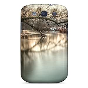 Cute High Quality Galaxy S3 River In Morning Case