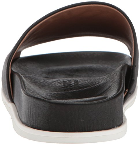 Gentle Black Iona Slide Pool Women's Sandal Souls Flat xwrwB0