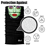 Obacle Face Mask Half for Sun Dust Wind Protection
