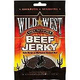 Wild West Beef Jerky Hot & Spicy 25g