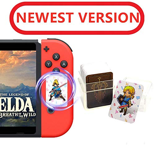 24Pcs The Legend of Zelda Breath of The Wild NFC Cards, Link
