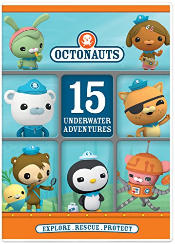 Octonauts 15 Underwater Adventures product image