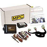 MPC Complete Add-on Remote Start Kit w/T-Harness For 2013-2016 Hyundai Santa Fe XL - Uses Factory Remotes - Semi Plug & Play