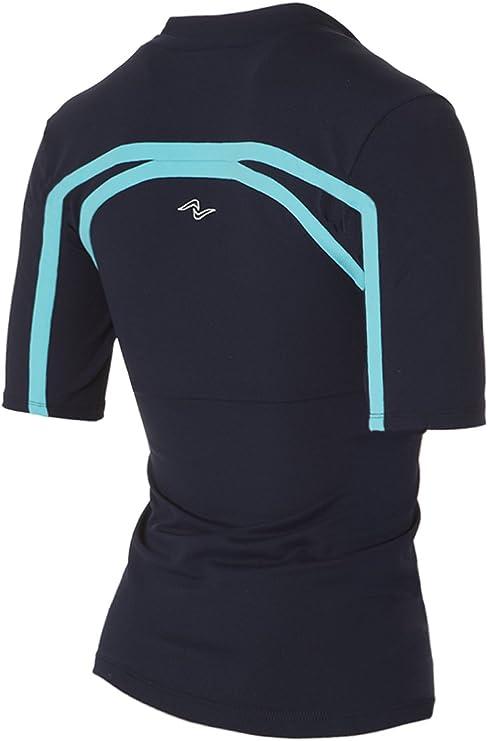 Naffta Tenis Padel - Camiseta de Manga Larga para Mujer: Amazon.es ...
