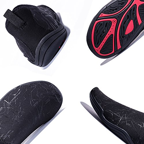 Shoes Swim Black2 Coleath Dry Women Lightweight Water Shoes Quick Skin Men Barefoot vfUqAg