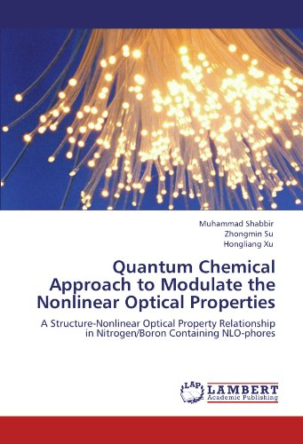 Quantum Chemical Approach to Modulate the Nonlinear Optical Properties: A Structure-Nonlinear Optical Property Relations