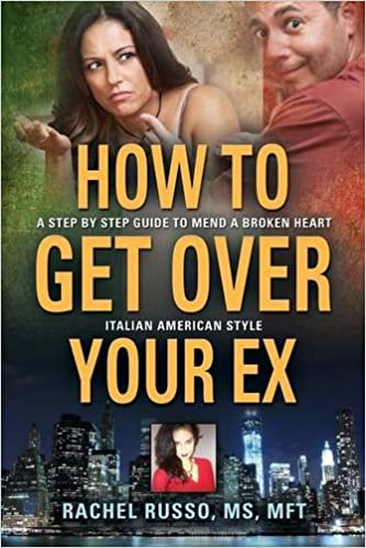 How To Get Over Your Ex Book