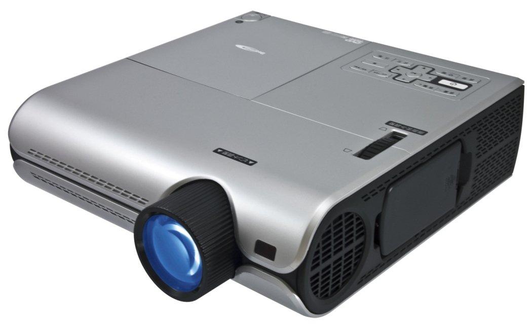 クマザキエイム Bearmax DVD一体型プロジェクターホームシアターセット(60インチスクリーン付き) NRT-350S B002L4L0VG