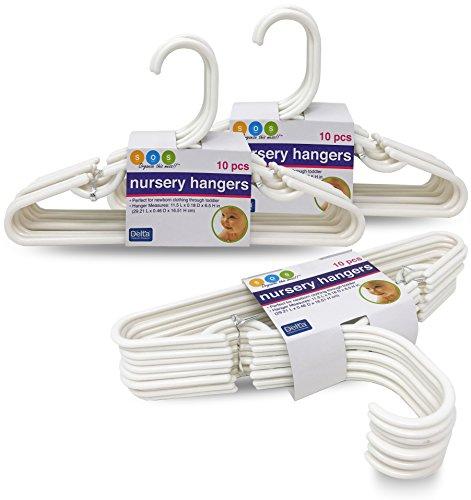 Delta Nursery Hangers Toddler Children