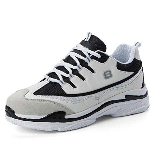 Zapatos Deportivos Tendencia y Hombre Zapatos Zapatos Primavera Versión Black Nuevos Coreana de Verano Viejos Zapatos MYI de Transpirables de los UaqRW4xnWv