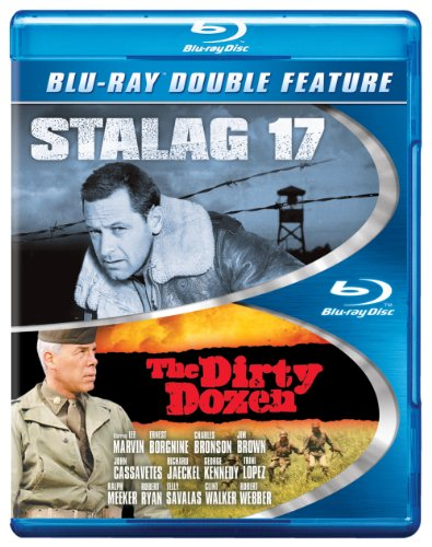 Stalag 17/ The Dirty Dozen (BD) (DBFE) [Blu-ray]